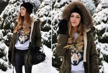 cool/cold weather style / For reference  / by Rose C