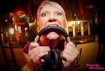DJ Miss Deedy / Pictures of Miss Deedy in action