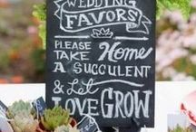 Wedding Signs / Chalkboards, Menu's, Escort Card Tables, and More