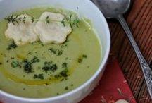 Zuppe, minestre e... vellutate!