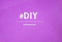 Faça você mesmo / Tutoriais. #DIY #DoItYoursefl