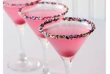 Alcoholic Drinks  / by Melissa Jasmine