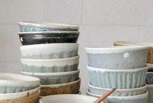 Earth / Studio pottery, ceramics