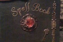 magickal spells  )0( / wiccan magick and spells , witchcraft info and so much more / by Norma g. Clark