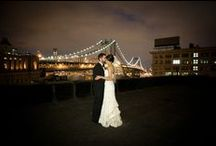 Love in Brooklyn / Nothing says romantic like gazing at the Brooklyn Bridge.  https://www.appycouple.com/signup?color= / by Appy Couple