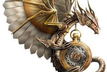 Steam Punk / by Heather Reed