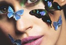 Butterfly & Girls