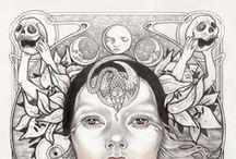 Amazing Art and Illustration