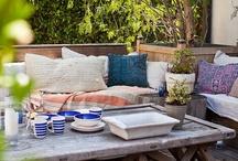 Outdoor Patios & Gardens / by Stephanie Ballard (Covet Living)