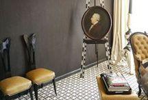 Interior Design / special rooms, special places
