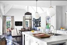 Interiors  / by Stephanie Ballard (Covet Living)