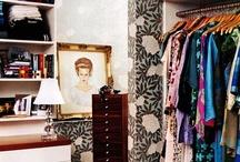 Closets / by Stephanie Ballard (Covet Living)