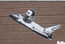 Graffiti + StreetArt / by Kovah