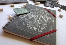 Typography & Lettering / by Lisa Nemetz