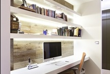 interior {home office}
