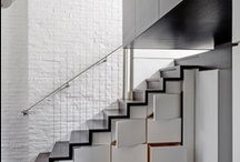 interiors {stairs}