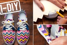 Fun DIY ideas / by Katie Pulvers