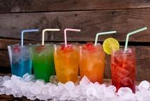 Festive Mixed Drinks / by Gwenn Weiss
