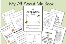 Classroom: All about me and 5 senses