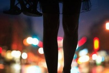 City night lights / by Katie Pulvers