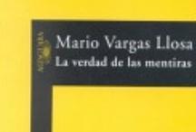 La verdad de las mentiras / by Pilar Sastre