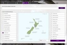 NZ nature online / Some useful online resources about the New Zealand natural world.