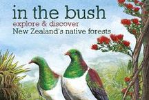 Explore NZ Forests for kids / New Zealand's native bush is full of unusual and interesting creatures and plants. There's lots for children to explore and discover. Here are some sources of information on New Zealand native forests as well as fun ideas for education and craft.