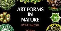 Life in Art - nature graphics / Publishing is an art: in books, on paper, in stone, or on the screen. Here's a miscellany of publications from posters to graphics that celebrate the diversity of life and landscape.