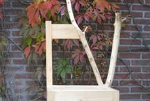 Twig art / furniture