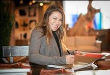 Book Signing Parties / The Well Traveled Home by Sandra Espinet