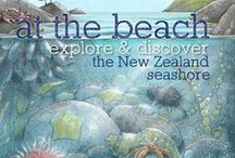Explore the NZ Beach for kids / Take a trip to the beach. What can you find there? Here are some crafts and teaching ideas to learn more about beach ecosystems, with a focus on those in New Zealand.