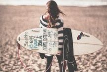 Surf Inspiration / by Katie Pulvers