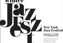Feeling jazzy / Jazz poster design