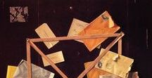 """Trompe l'Oeil"" / paintings that deceive the EYE"
