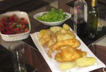 Comida Chilena / Platos de comida chilena totalmente recomendables