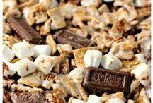 Sweet Treat Recipes / Random Sweet Dessert Recipes