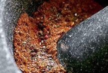 Culinary Herbs & Spices / Seasonings