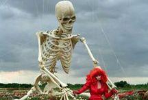 Art Dolls & Puppets / Art dolls, puppetry and fabulous costuming