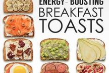 Breakfast Glee / Breakfast recipes that will keep you going