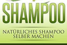 DIY NATURAL SHAMPOO / Haarshampoo selber machen ist günstig, pflegt sanft und ist ein reiner Luxus, den Frau ihren Haaren einfach mal gönnen sollte. Rezepte und Anleitung findet Ihr bei Friseurzubehör24.