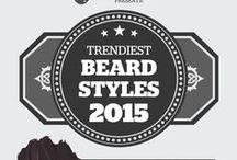 Beards Make Everything Better / Every man looks better with a beard and here is proof. So Dear Men, Grow a beard / Lässige Bärte für coole Typen, denn ein Bart ist Ausdruck für Individualität und Selbstbewusstsein.