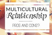 Blogs ⎮ Relationships / Blog posts about multicultural relationships, long-distance relationships and more.