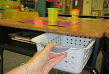 Classroom Organization / by Staci Rogers