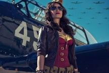 Cosplay Awesomeness / Steampunk, superheroes, Ren Faire, SciFi, it doesn't matter as long as I can be someone else super awesome for awhile... / by Marie Burns Holzer
