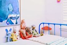 Chic children's rooms / Small and shared children's rooms