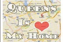 Queens Pride / A work-in-progress collection of all of our favorites in and around of our favorite borough, Queens, of course!