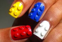 Nails / by Piper Lioncourte