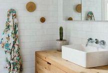 Blissful Bathrooms / Blissful bathroom ideas