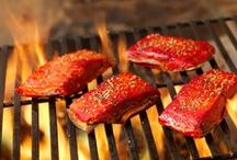 Glutton for Grill Marks / Dust off the Grill! We've got delicious gluten free recipes perfect for any BBQ!