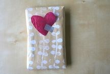 Gift wrap / by Faye Day